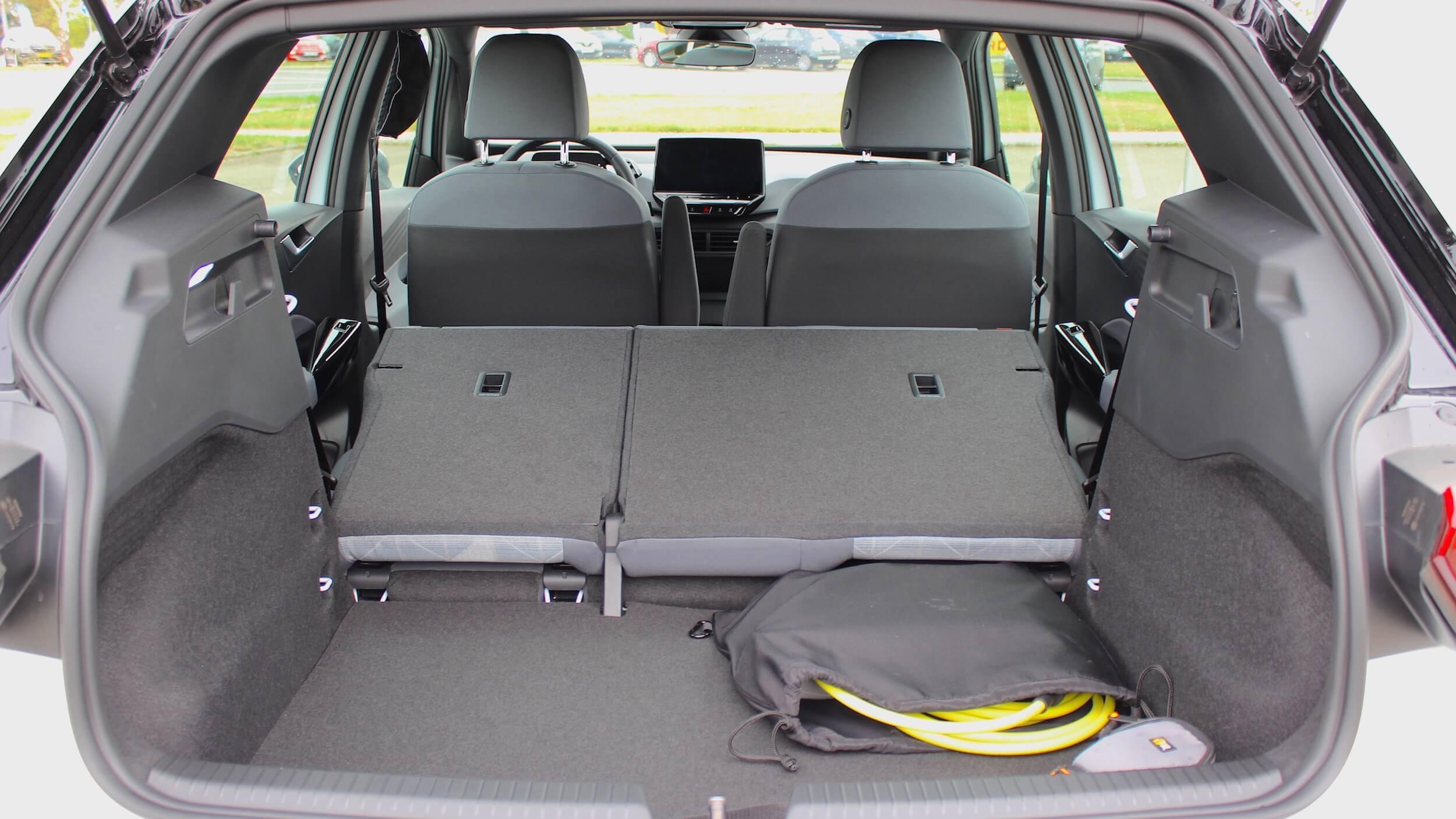 Volkswagen ID.3 porta bagagens 3