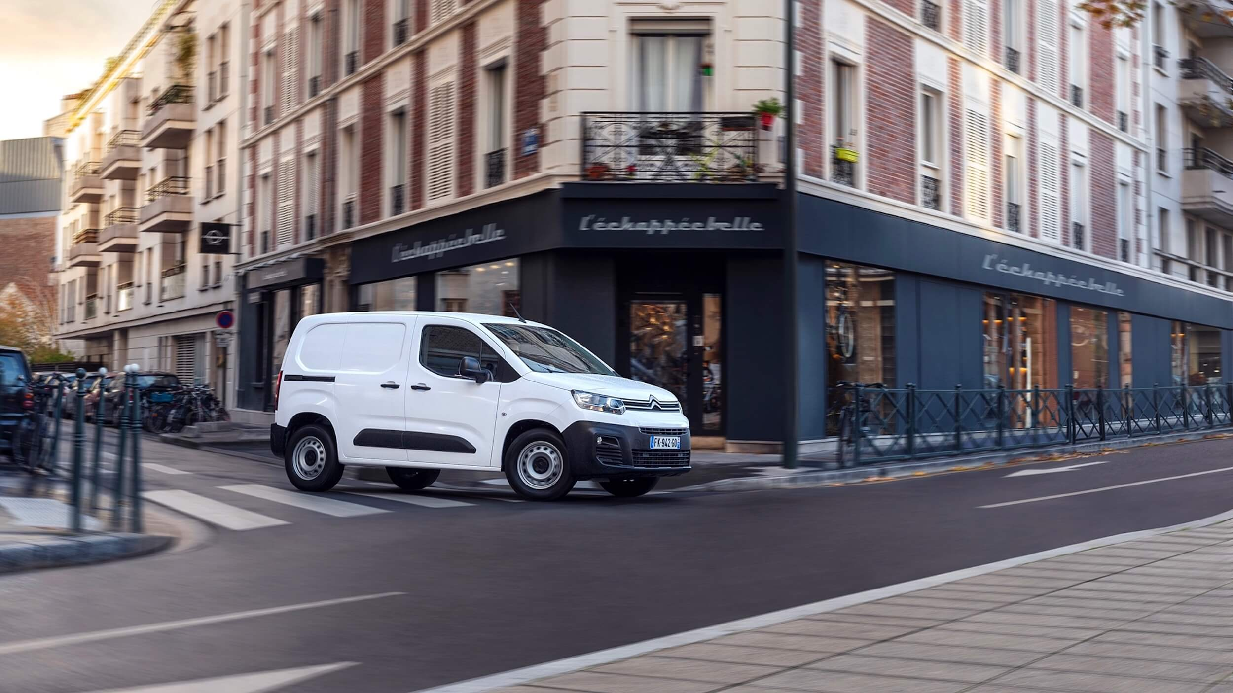 Citroën ë Berlingo furgão elétrico