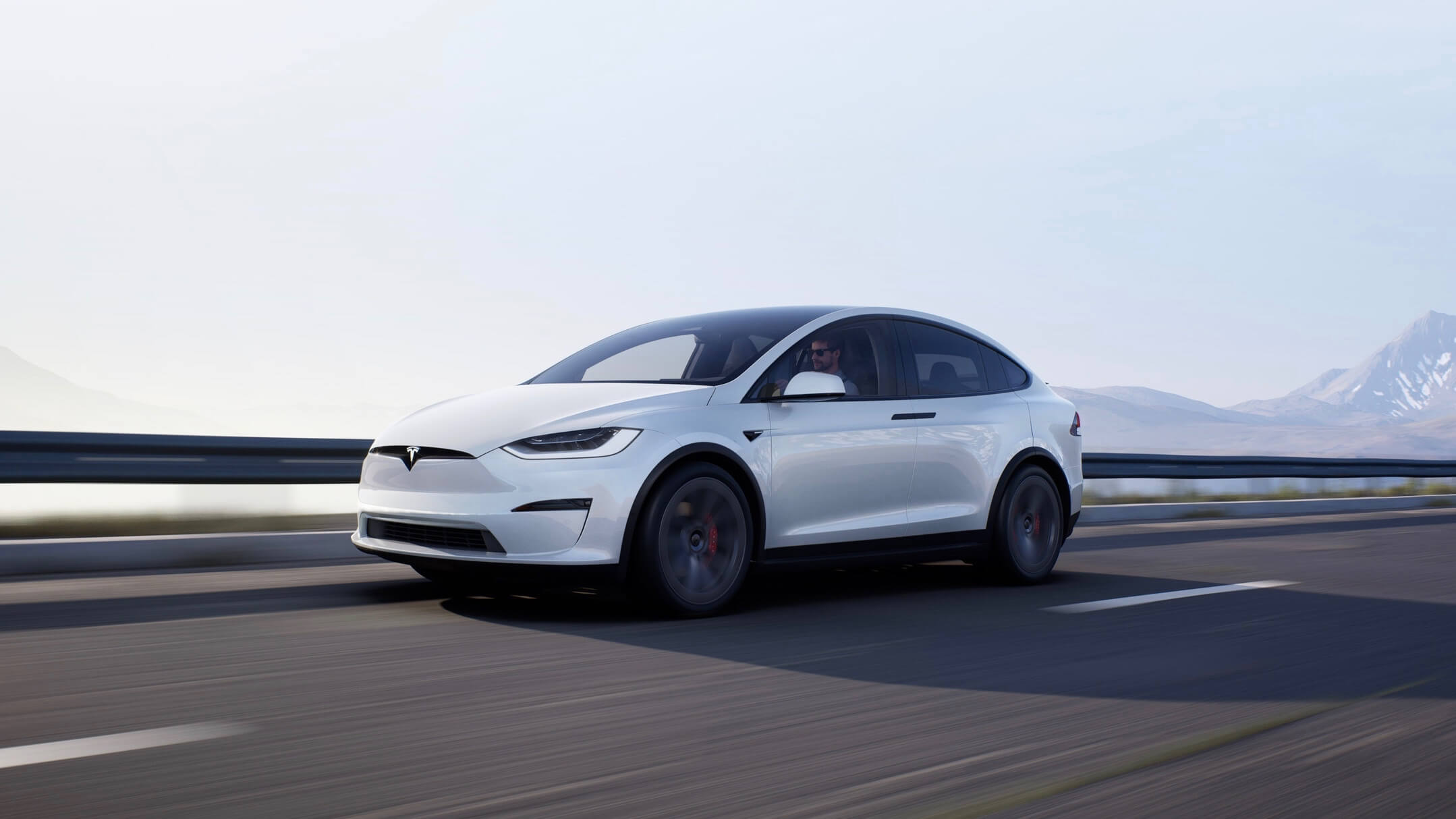 Tesla Model X refresh