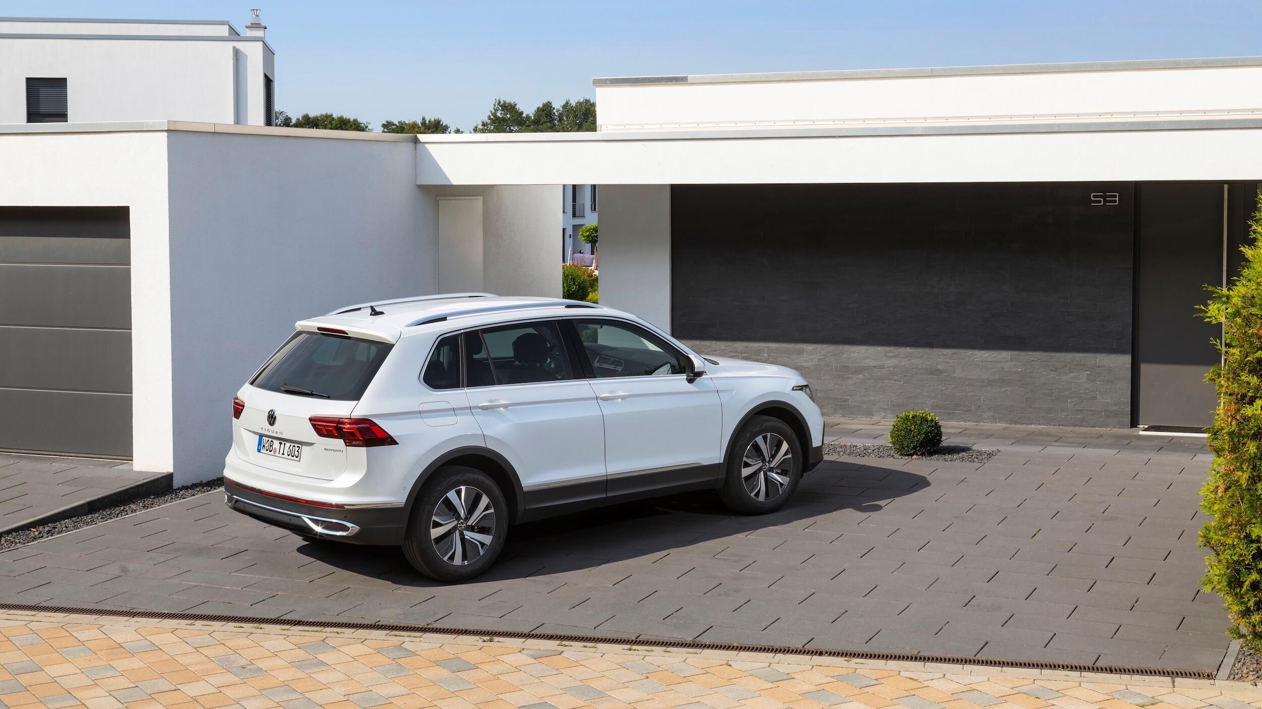 VW Tiguan eHybrid híbrido plug in