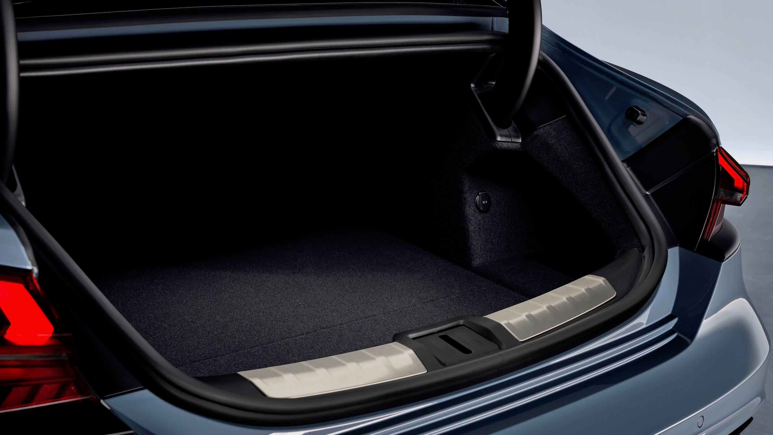 Audi e tron GT bagageira