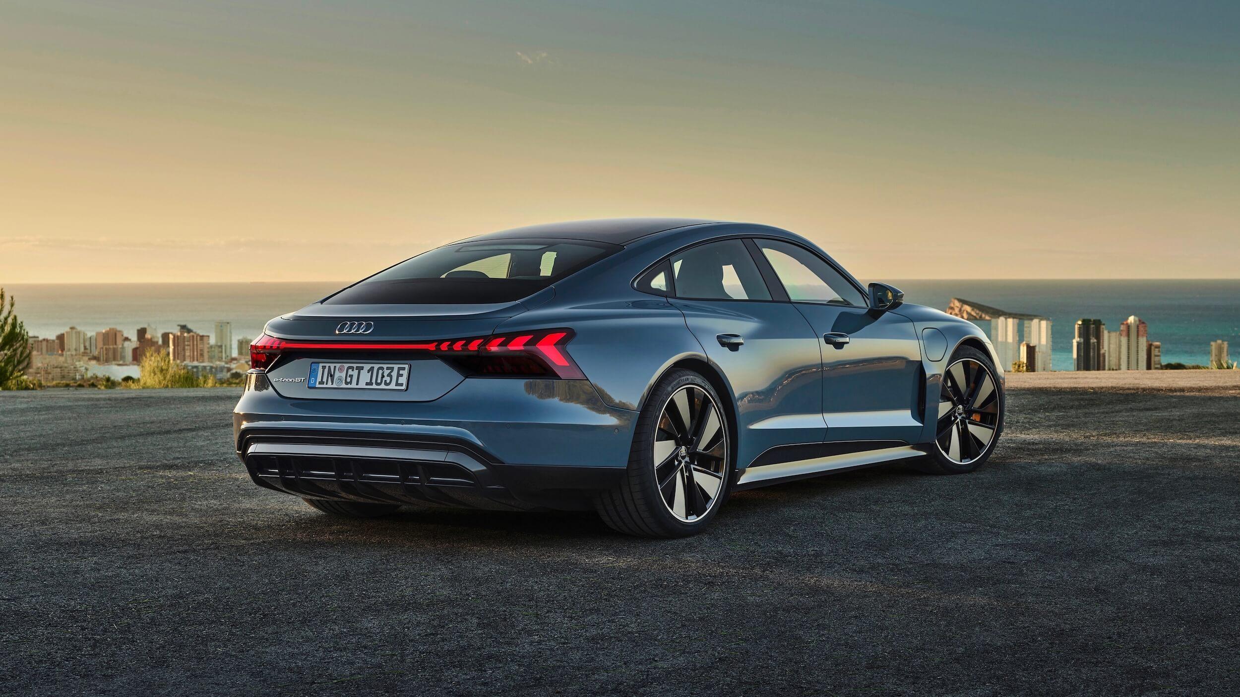 Audi e tron GT quattro BEV