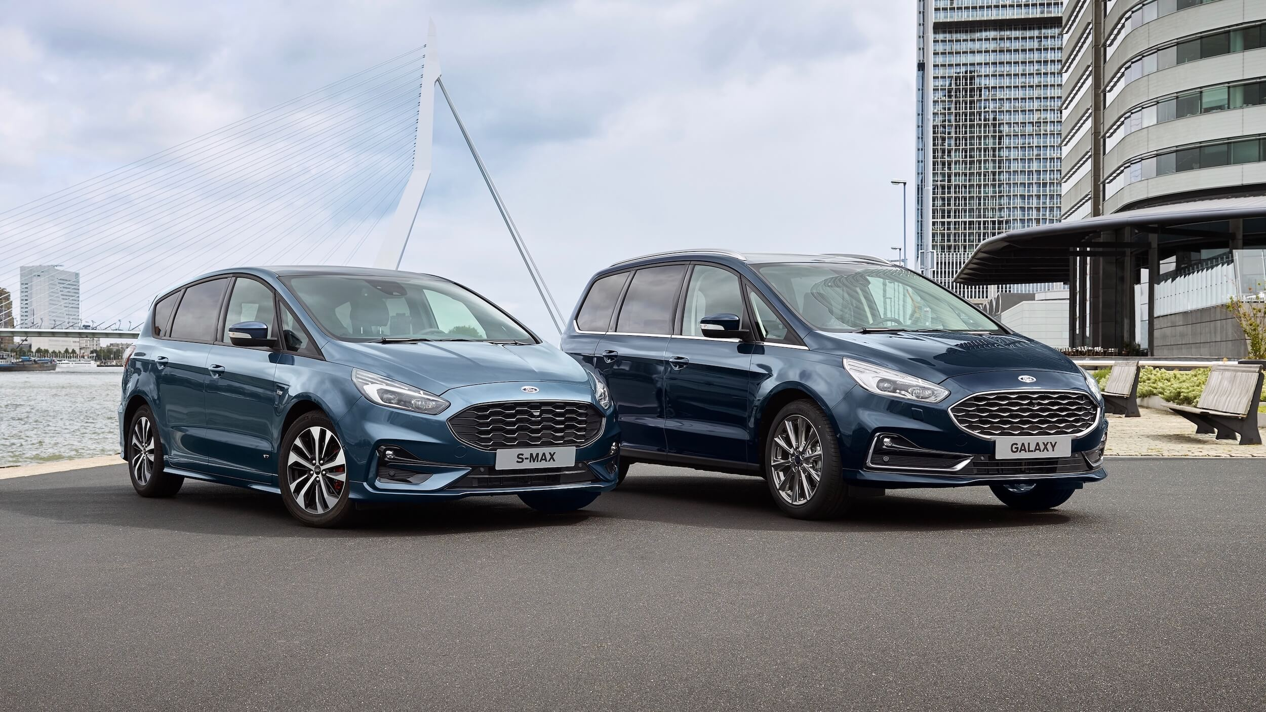 Ford S Max versus Galaxy