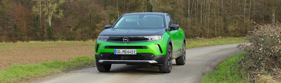 Opel Mokka e ensaio