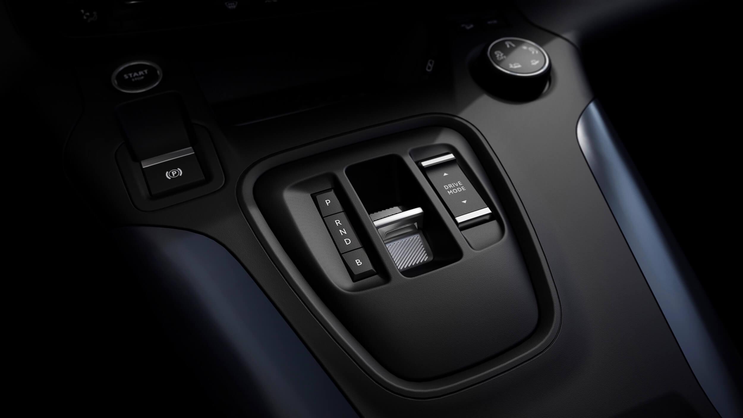 Peugeot e Rifter drive