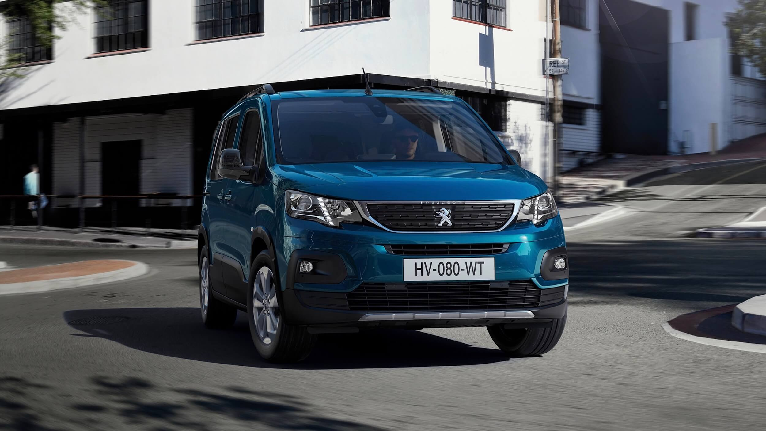 Peugeot e Rifter