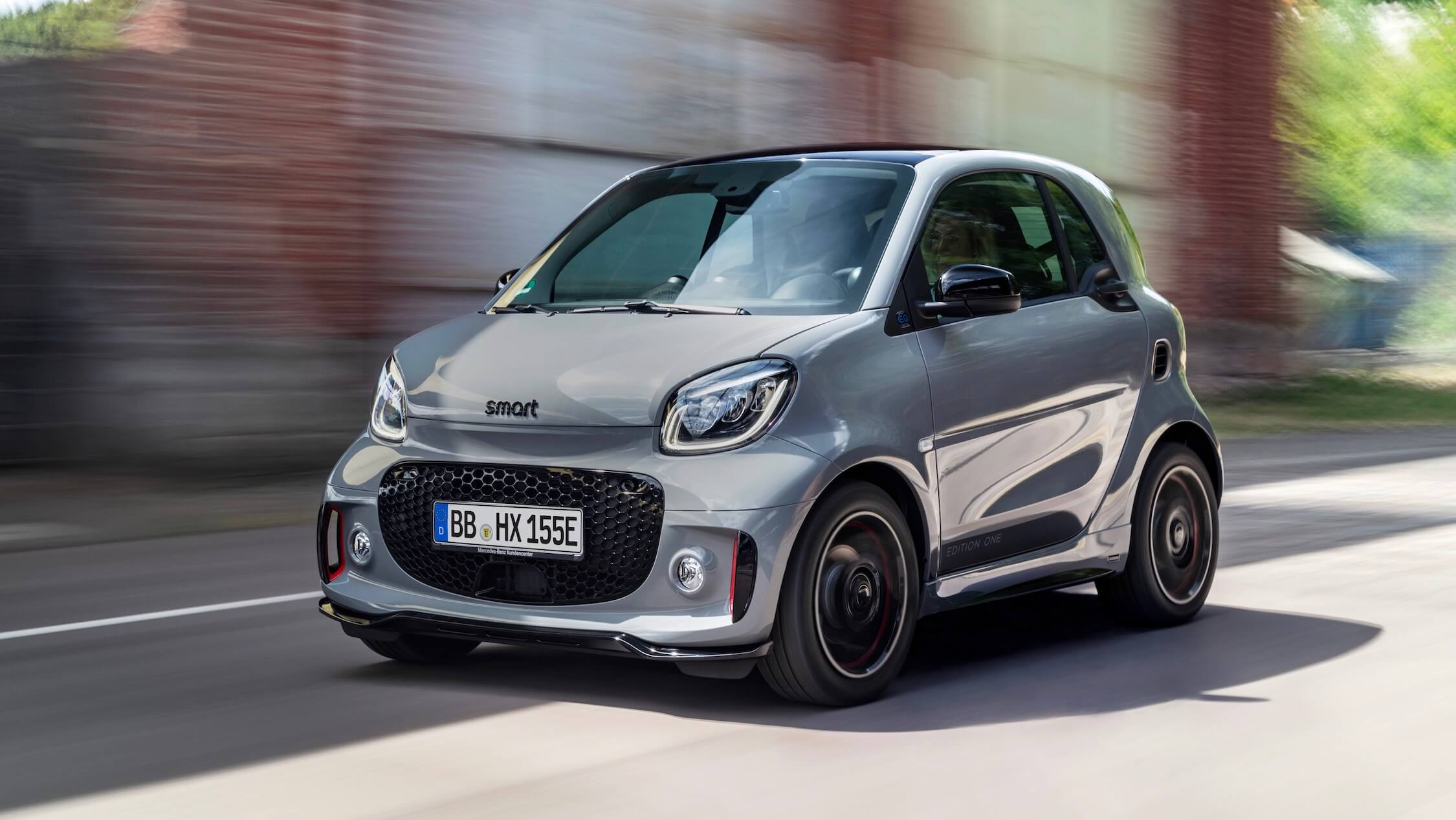 Smart EQ fortwo facelift