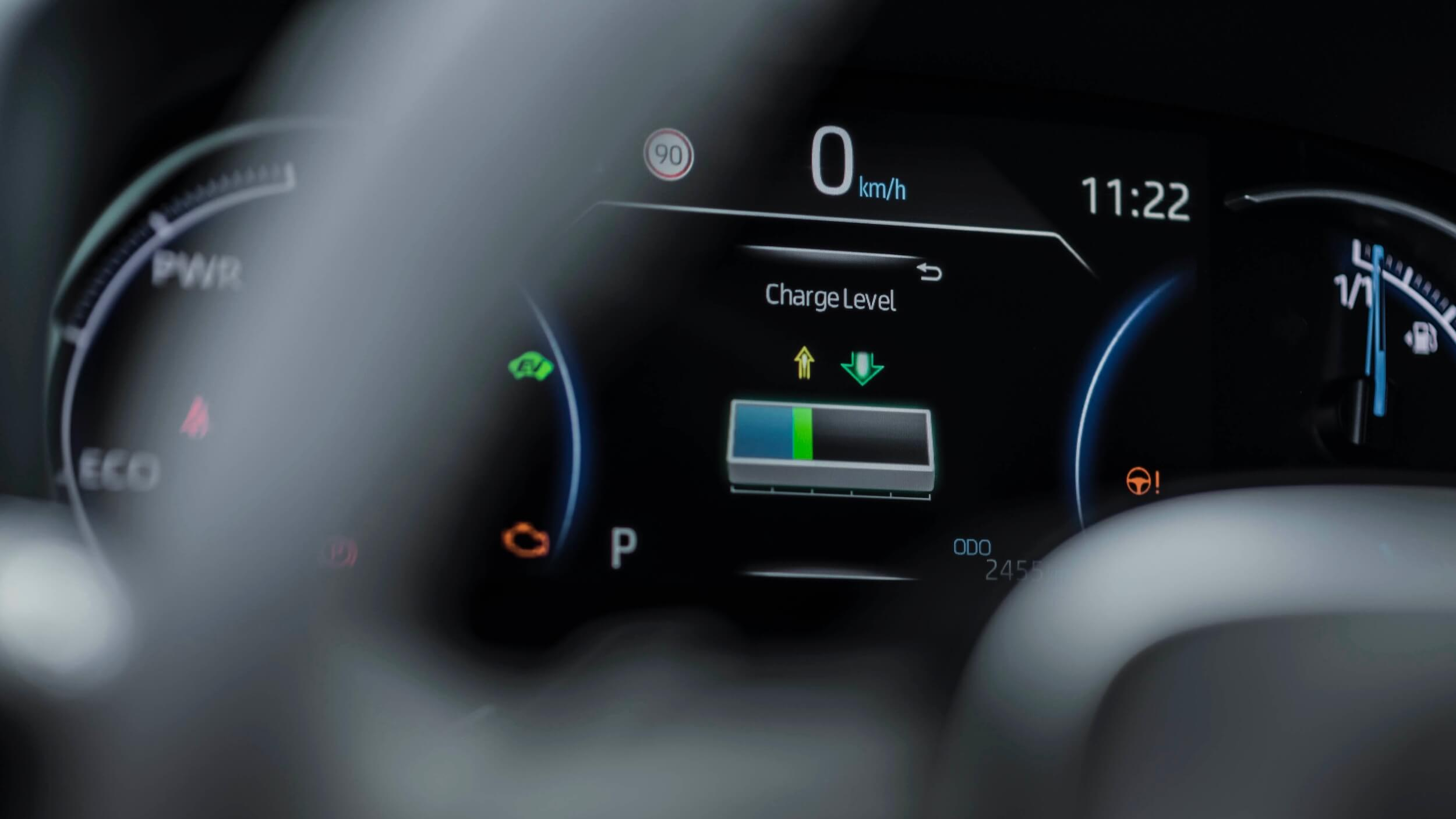 Toyota RAV4 PHEV bateria