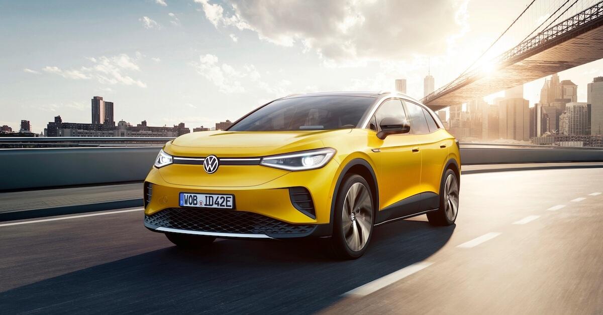 Volkswagen ID.4 SUV elétrico