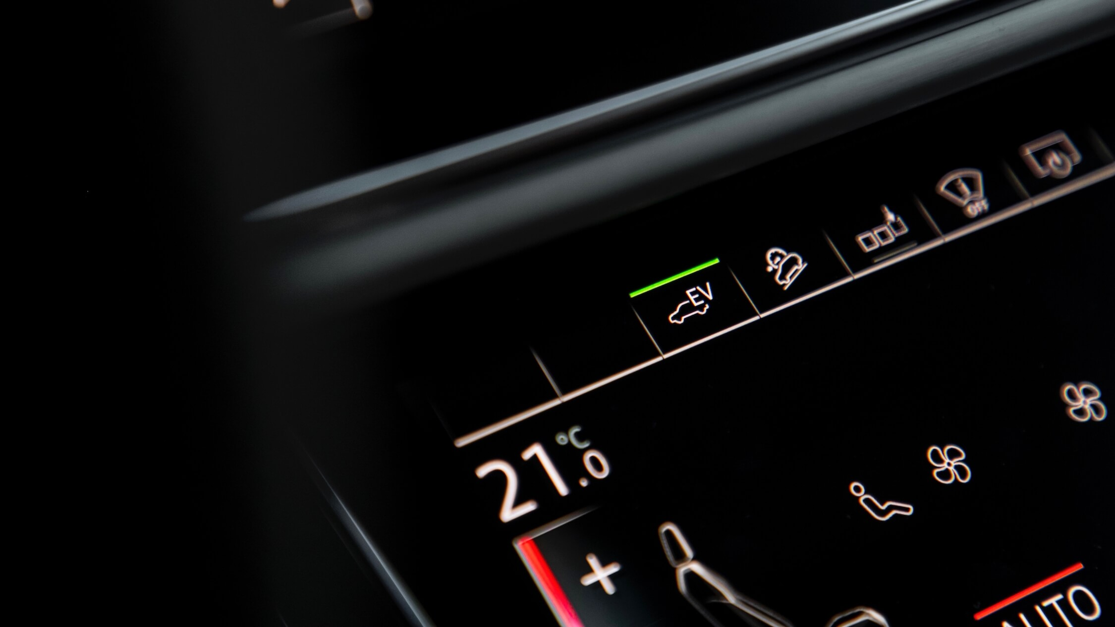 Audi Q7 PHEV EV mode