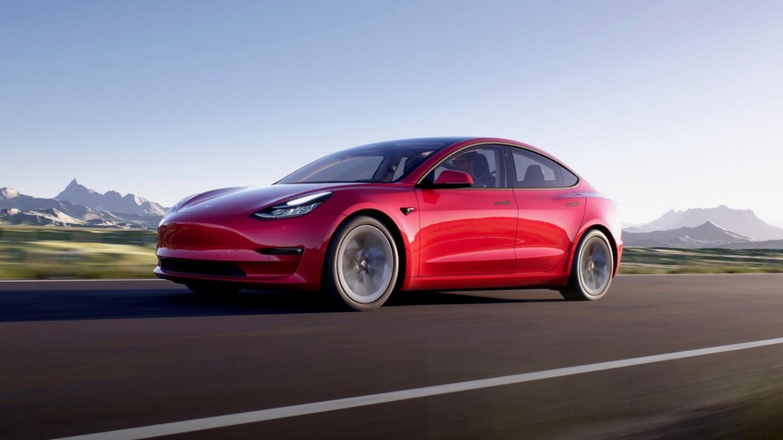 novo Tesla Model 3