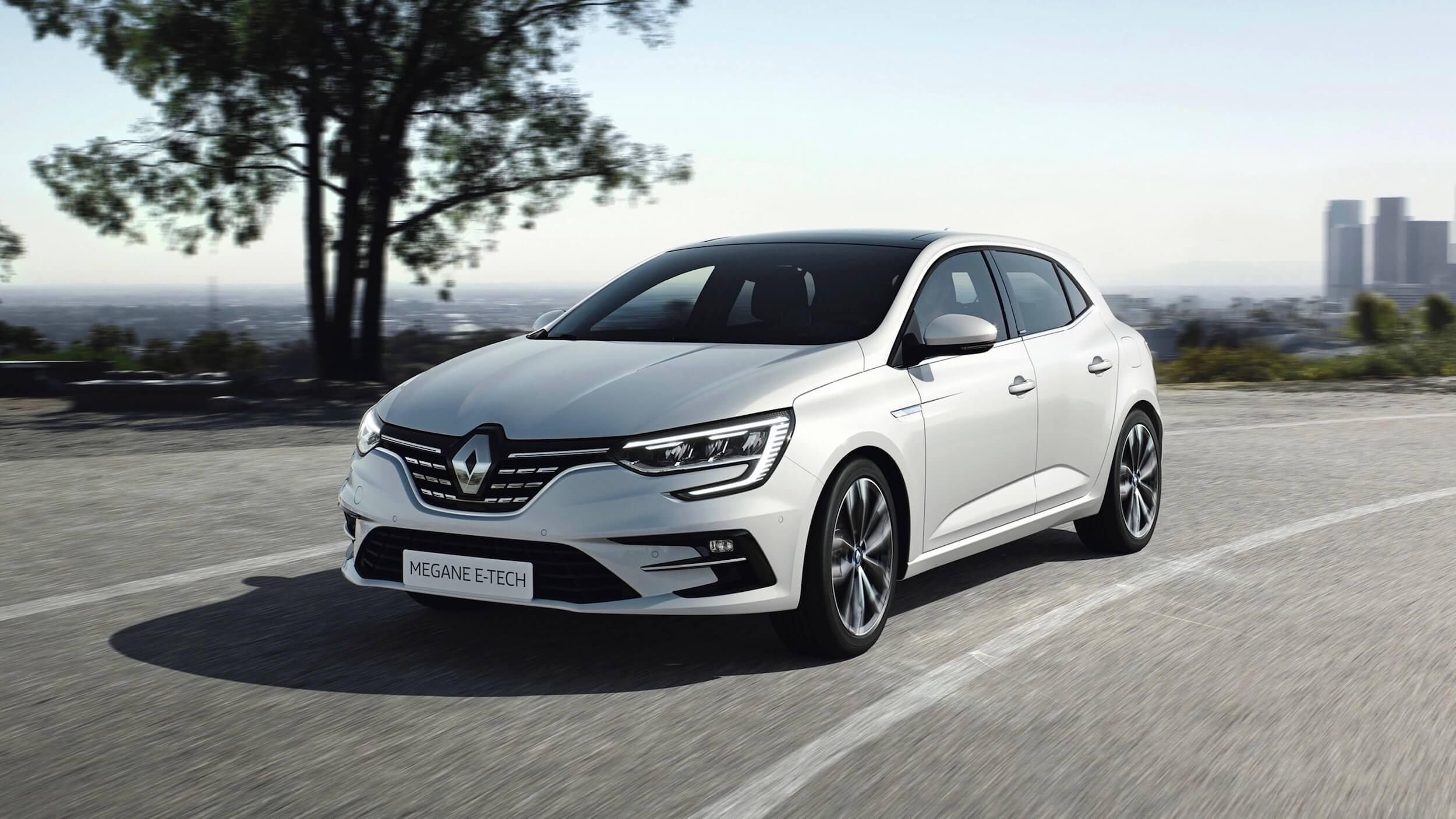 Renault Megane PHEV