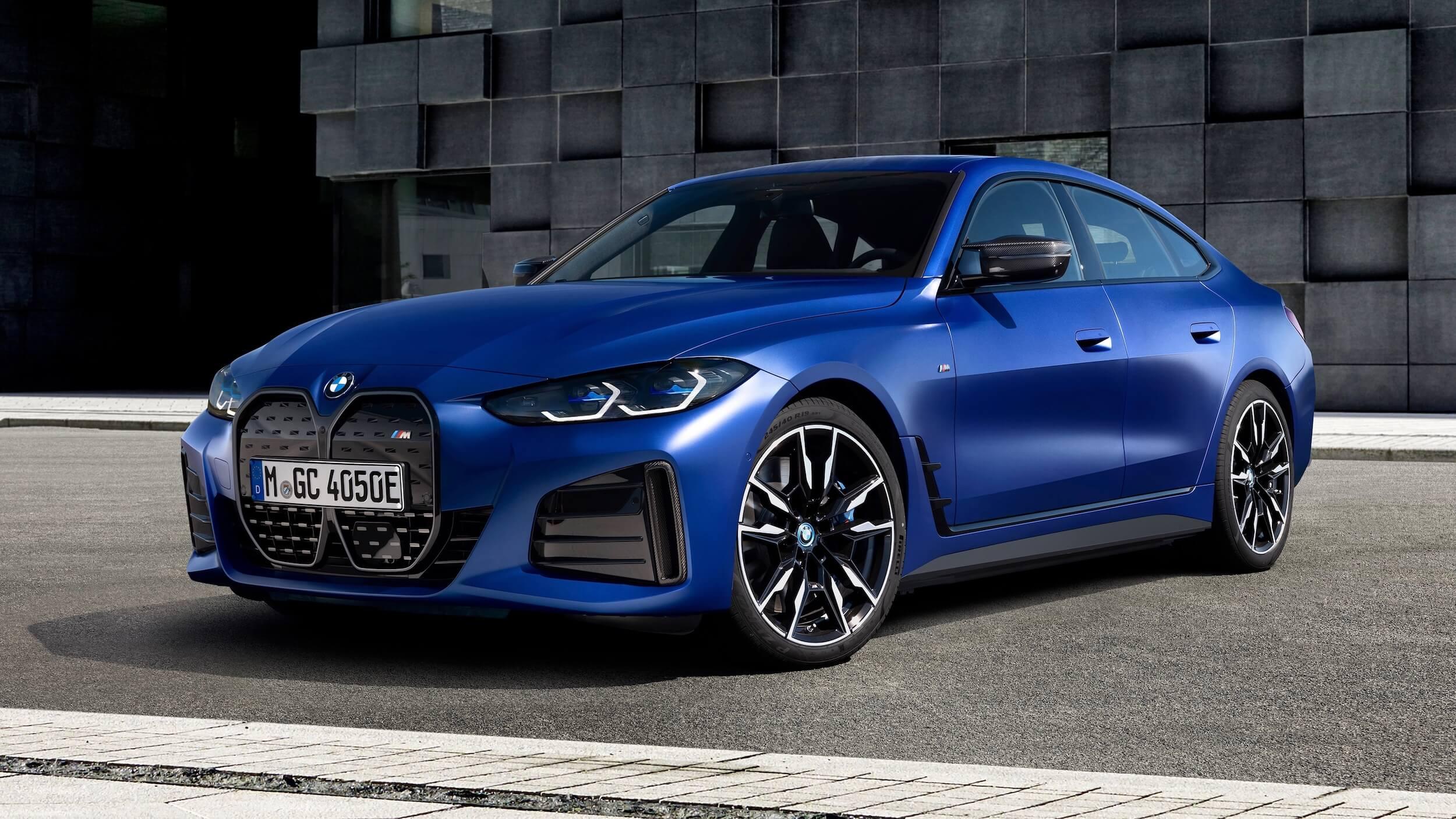 BMW i4 M50 3