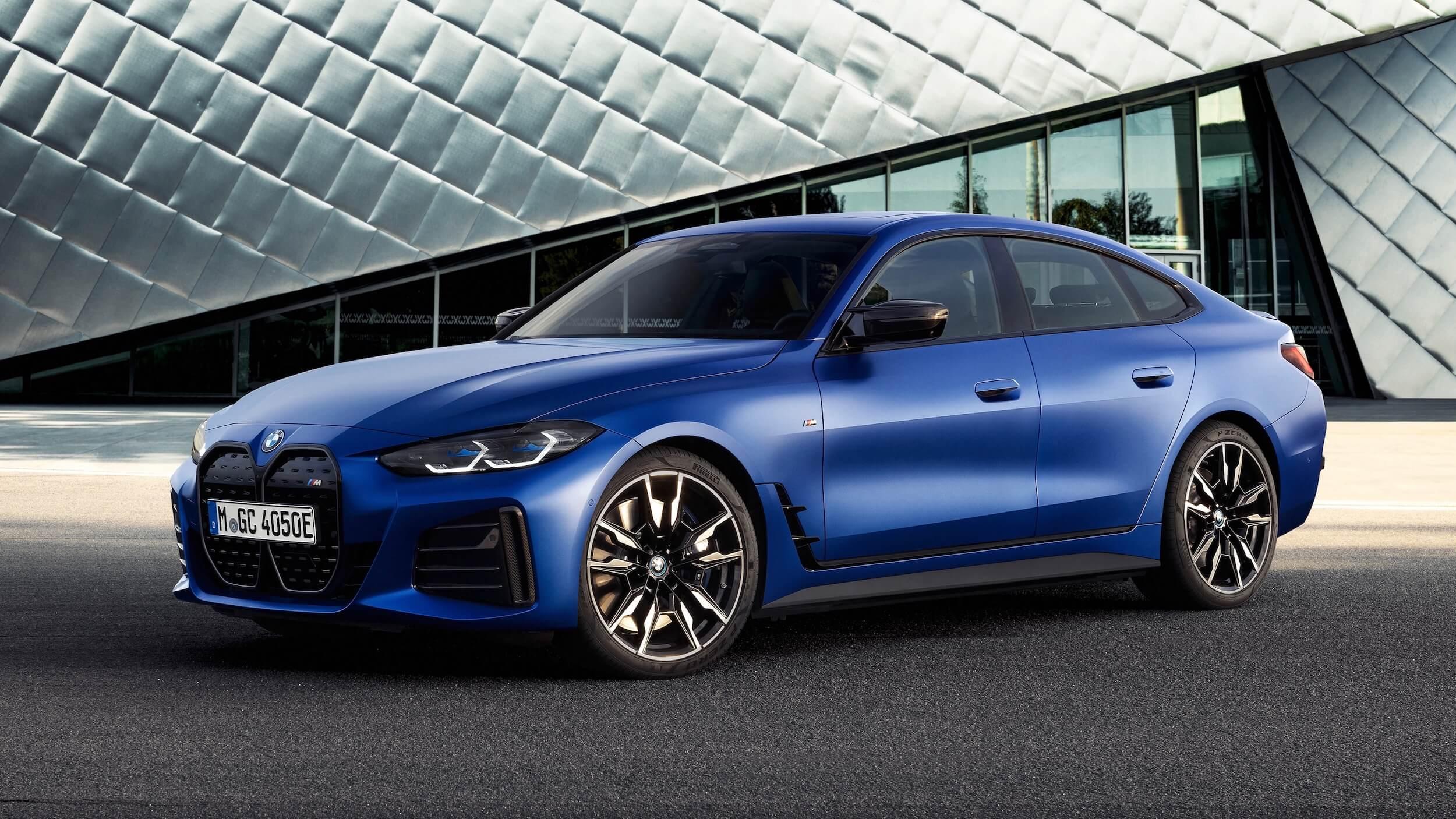 BMW i4 M50 4