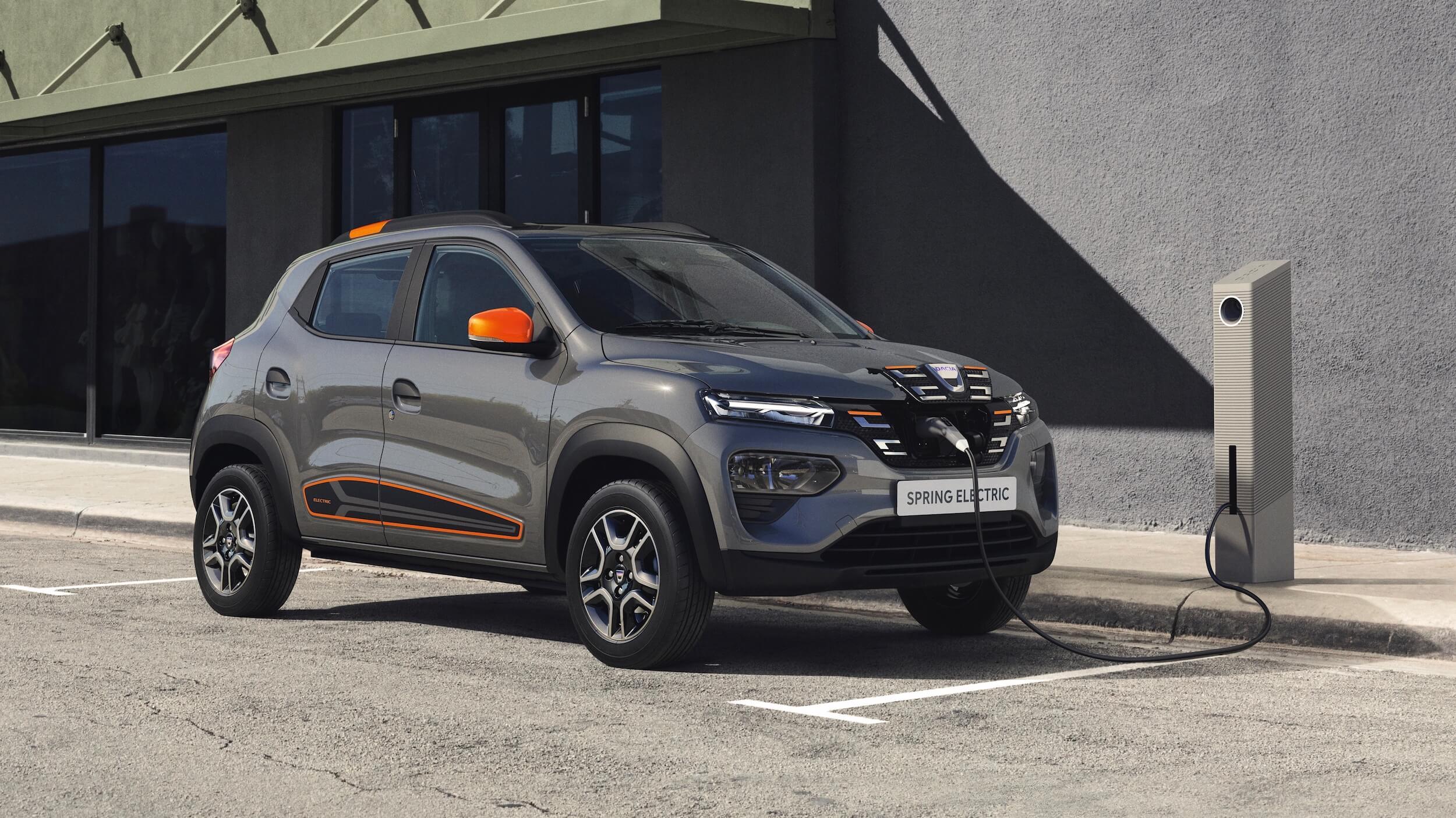 Dacia Spring 1