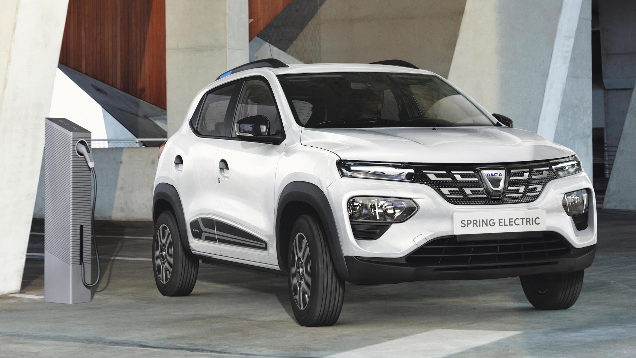 Dacia Spring 4