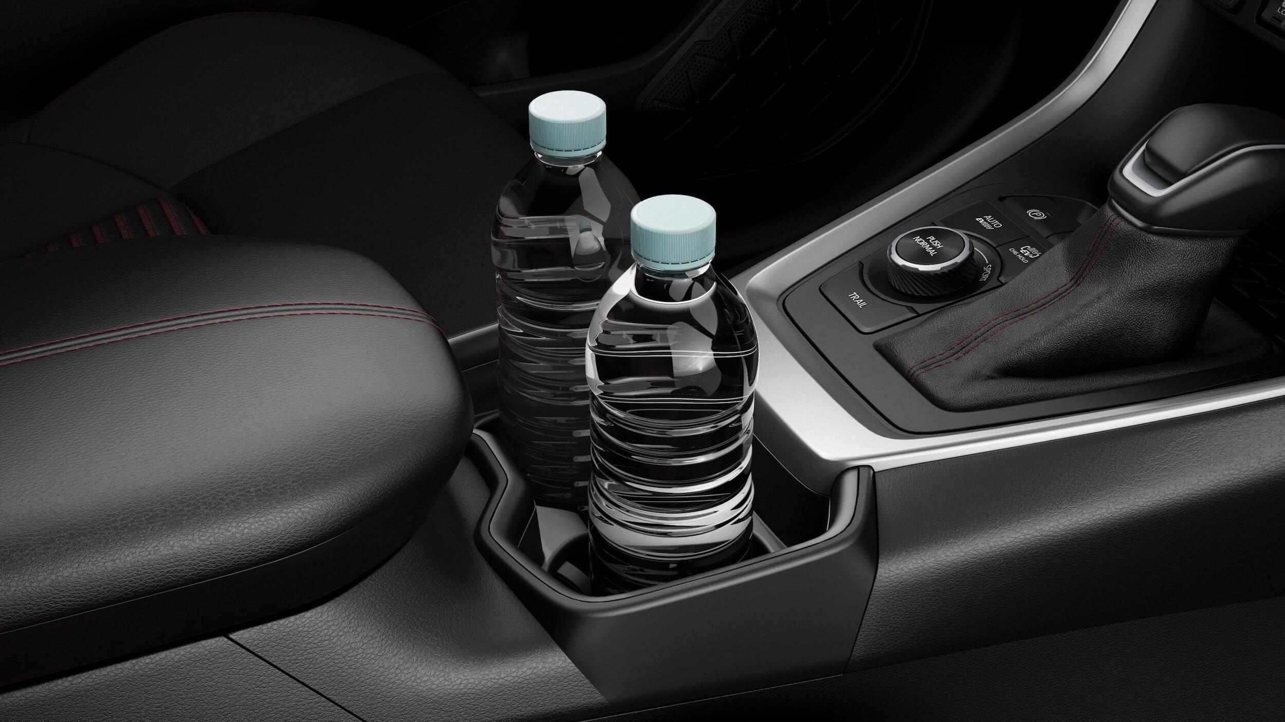 Suzuki SUV plug in hybrid interior