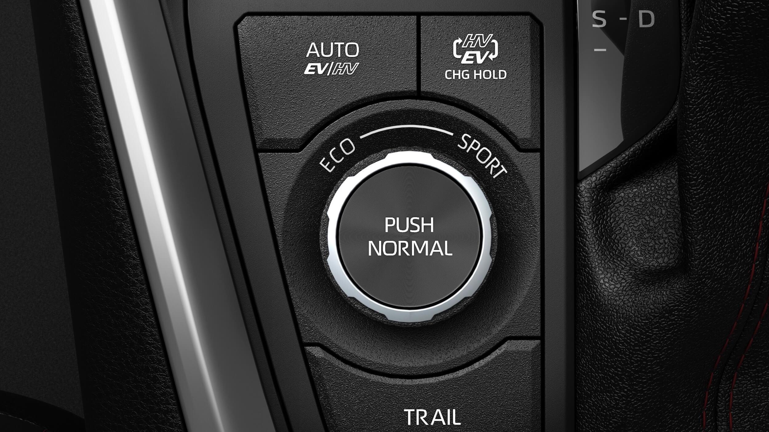 Suzuki auto EV modos