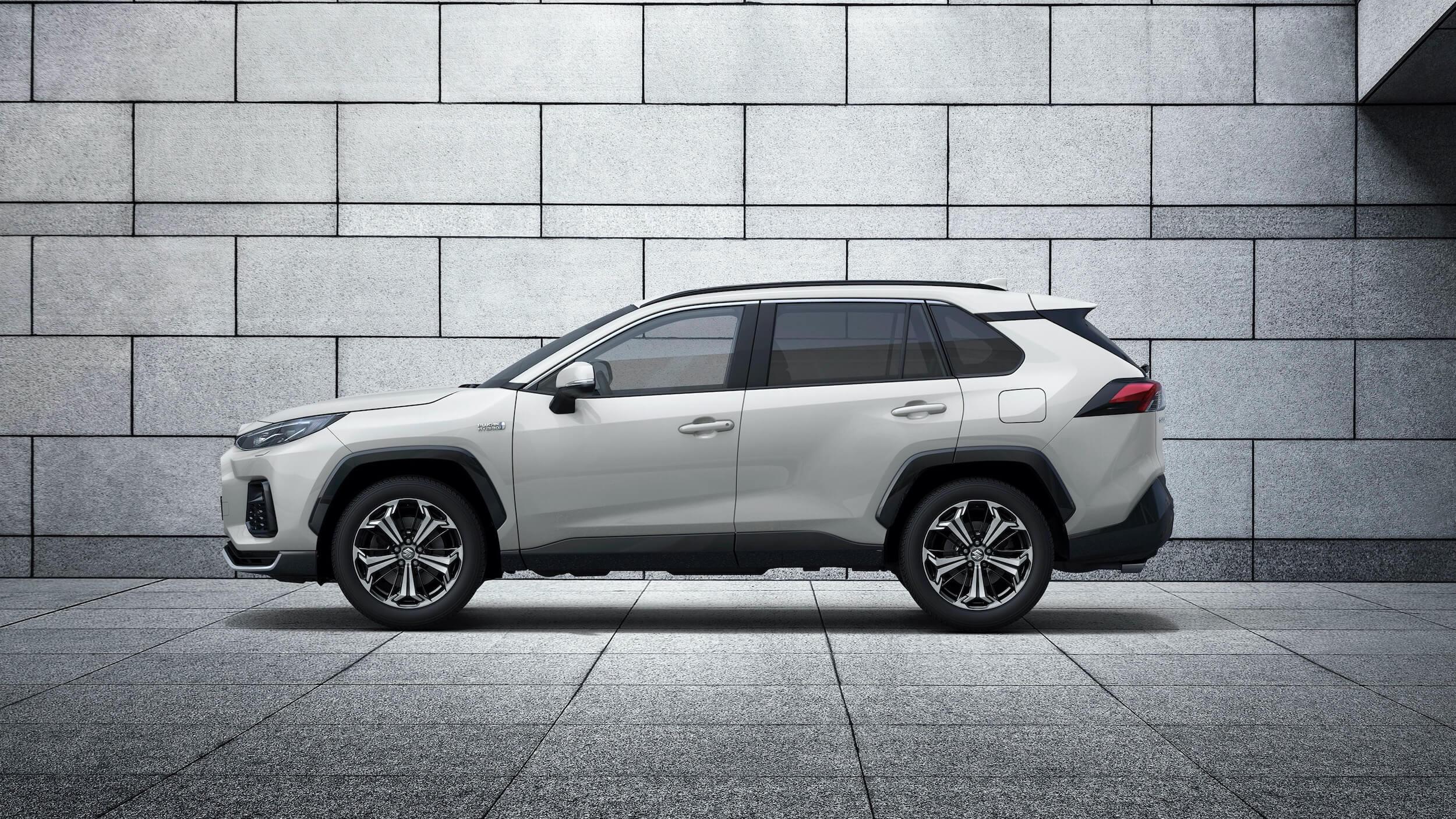Suzuki plug in híbrido novo