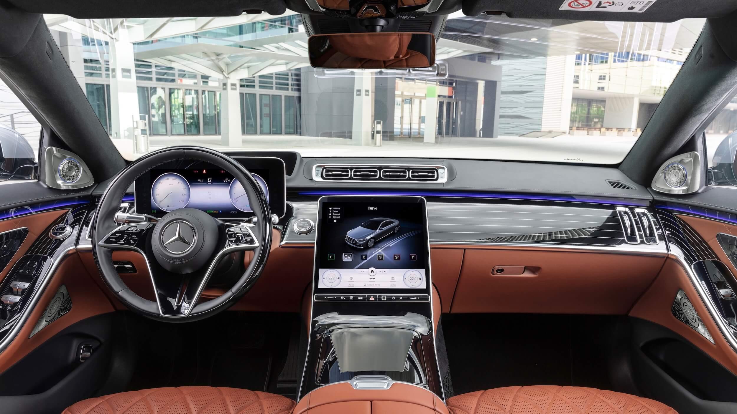 Mercedes S 580e 1