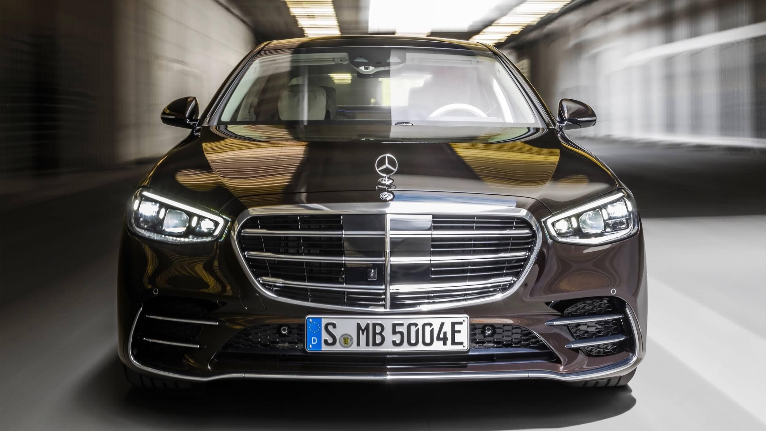 Mercedes S 580e 12