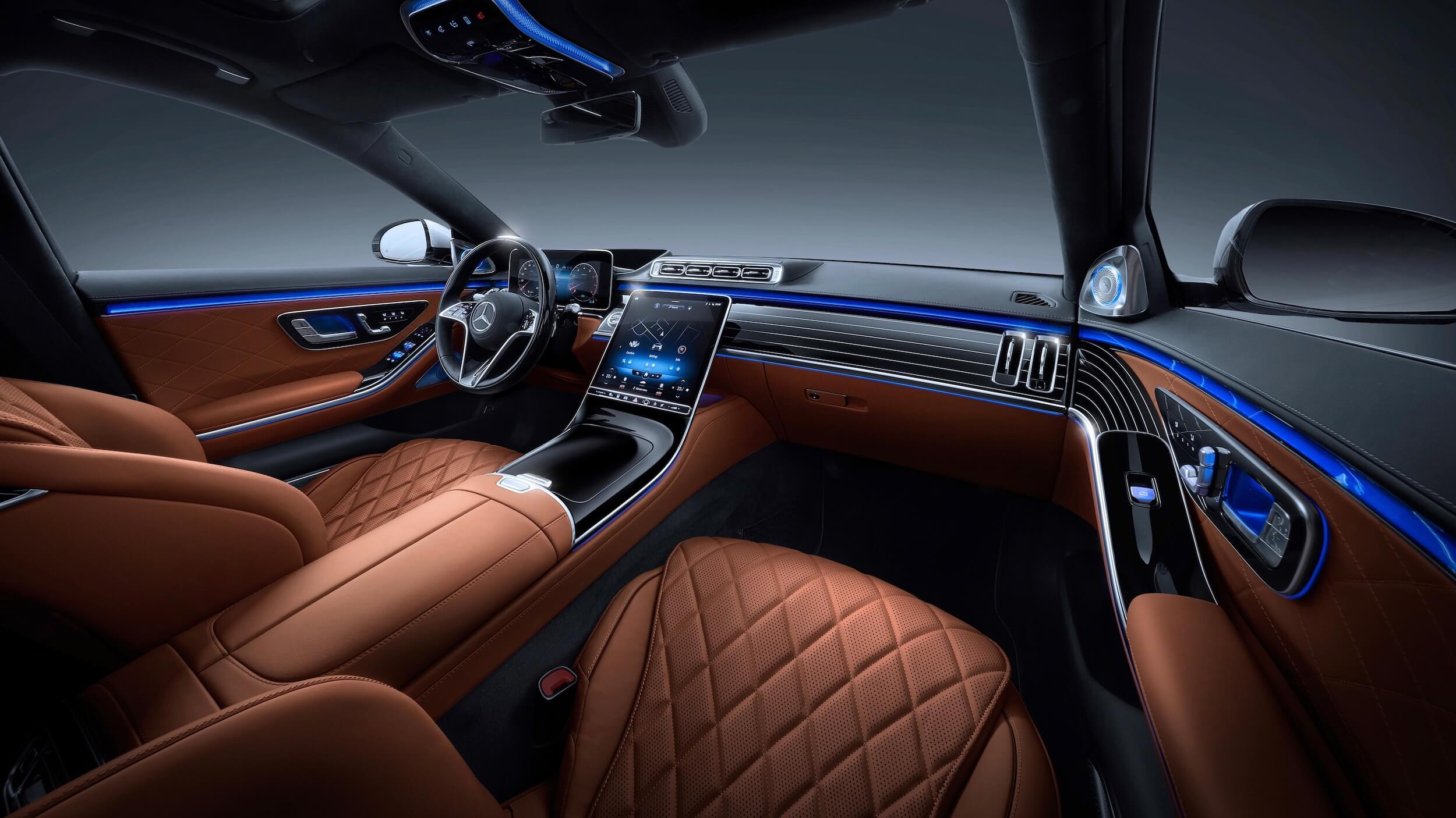 Mercedes S 580e 3