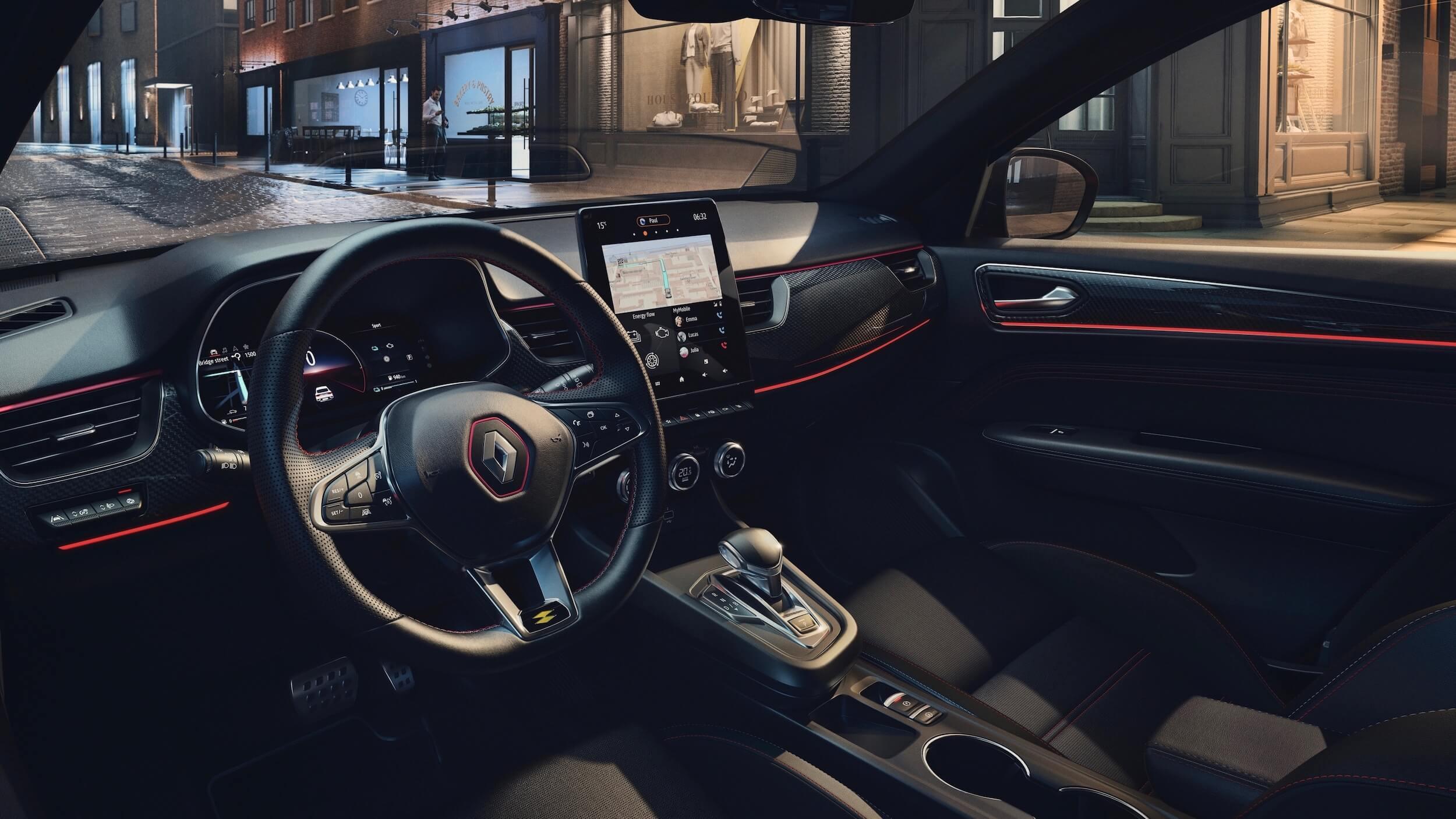 Renault Arkana Hybrid 3