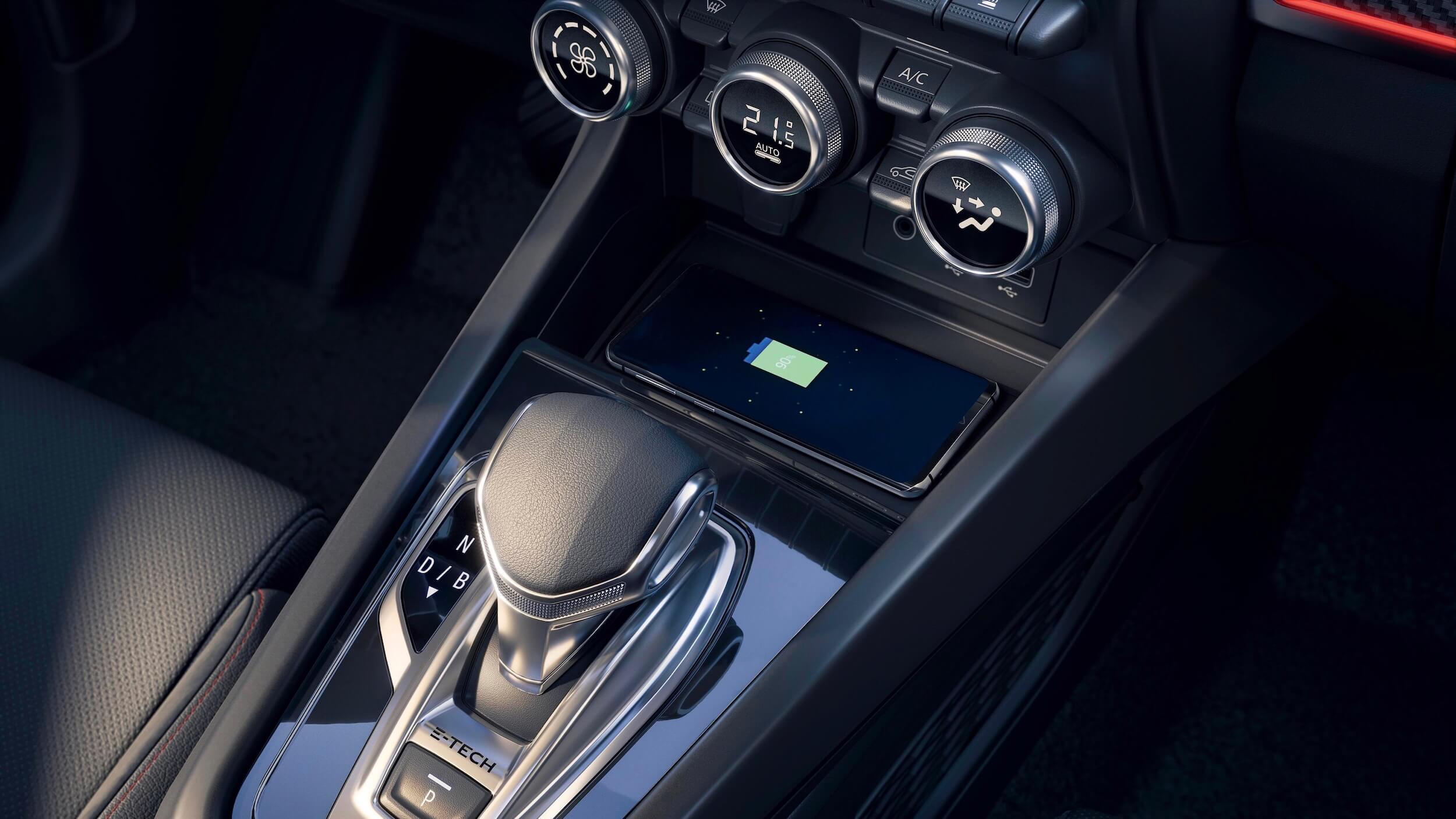 Renault Arkana Hybrid 4