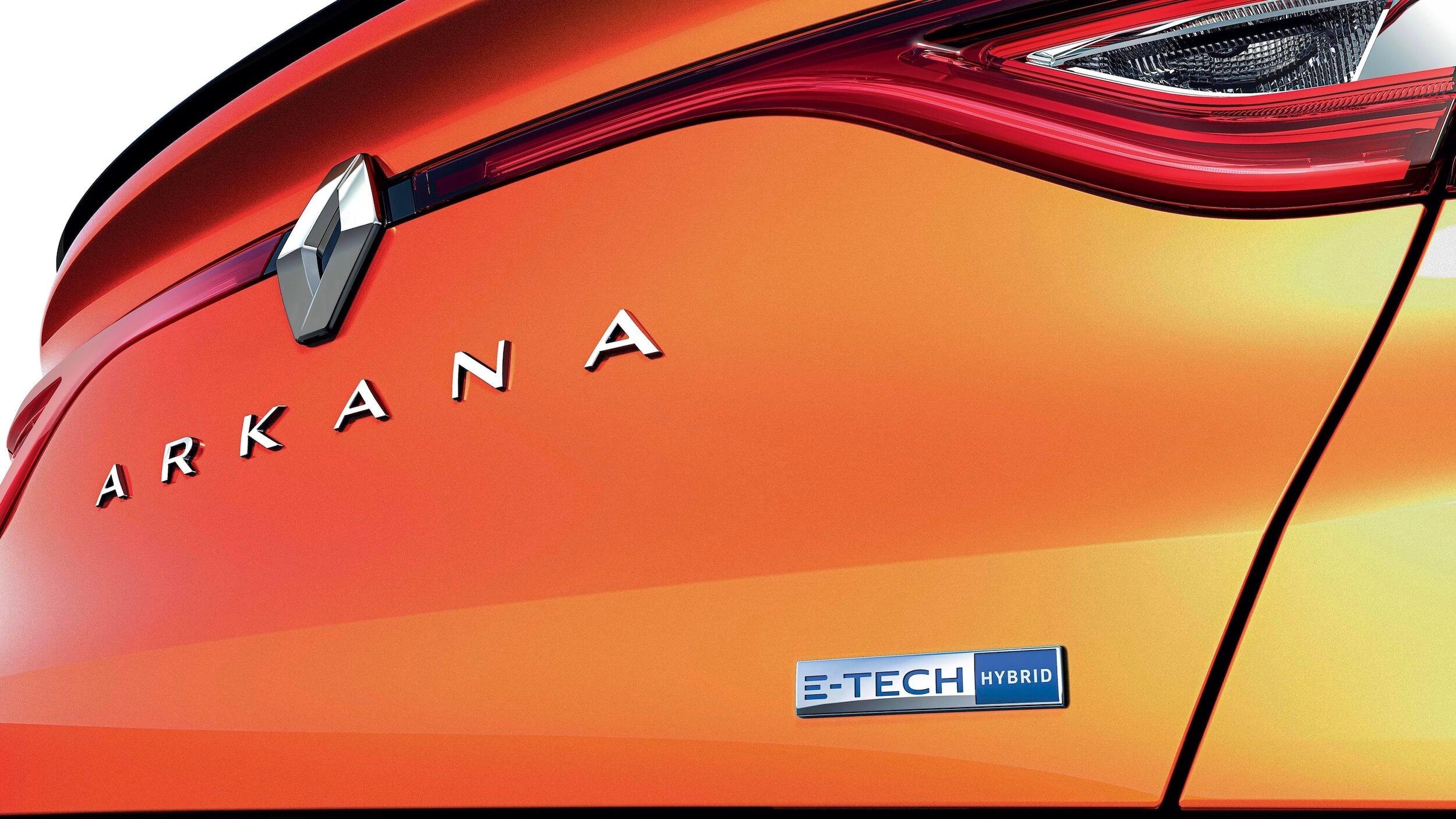 Renault Arkana Hybrid 5