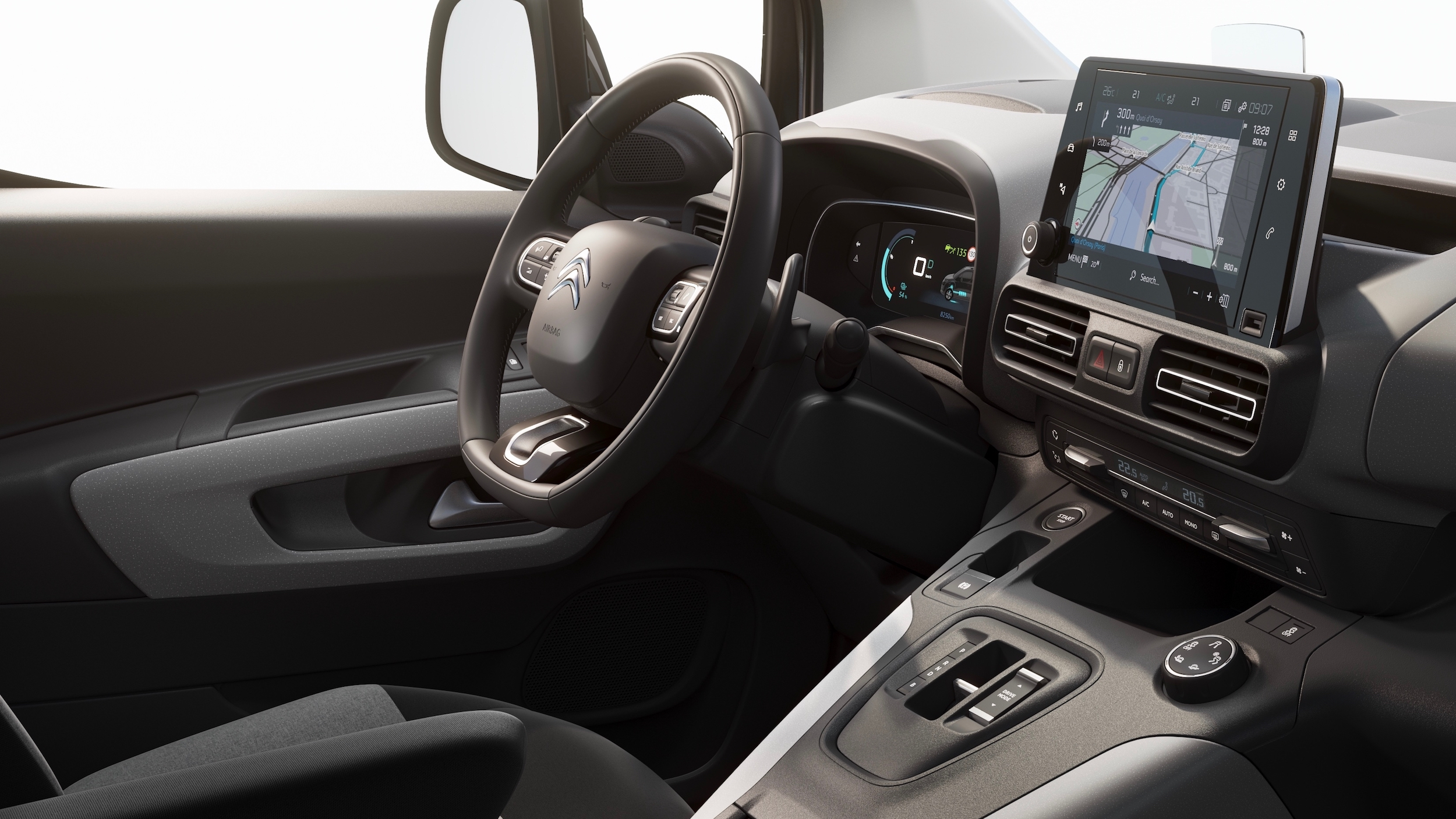 Citroën ë Berlingo interior