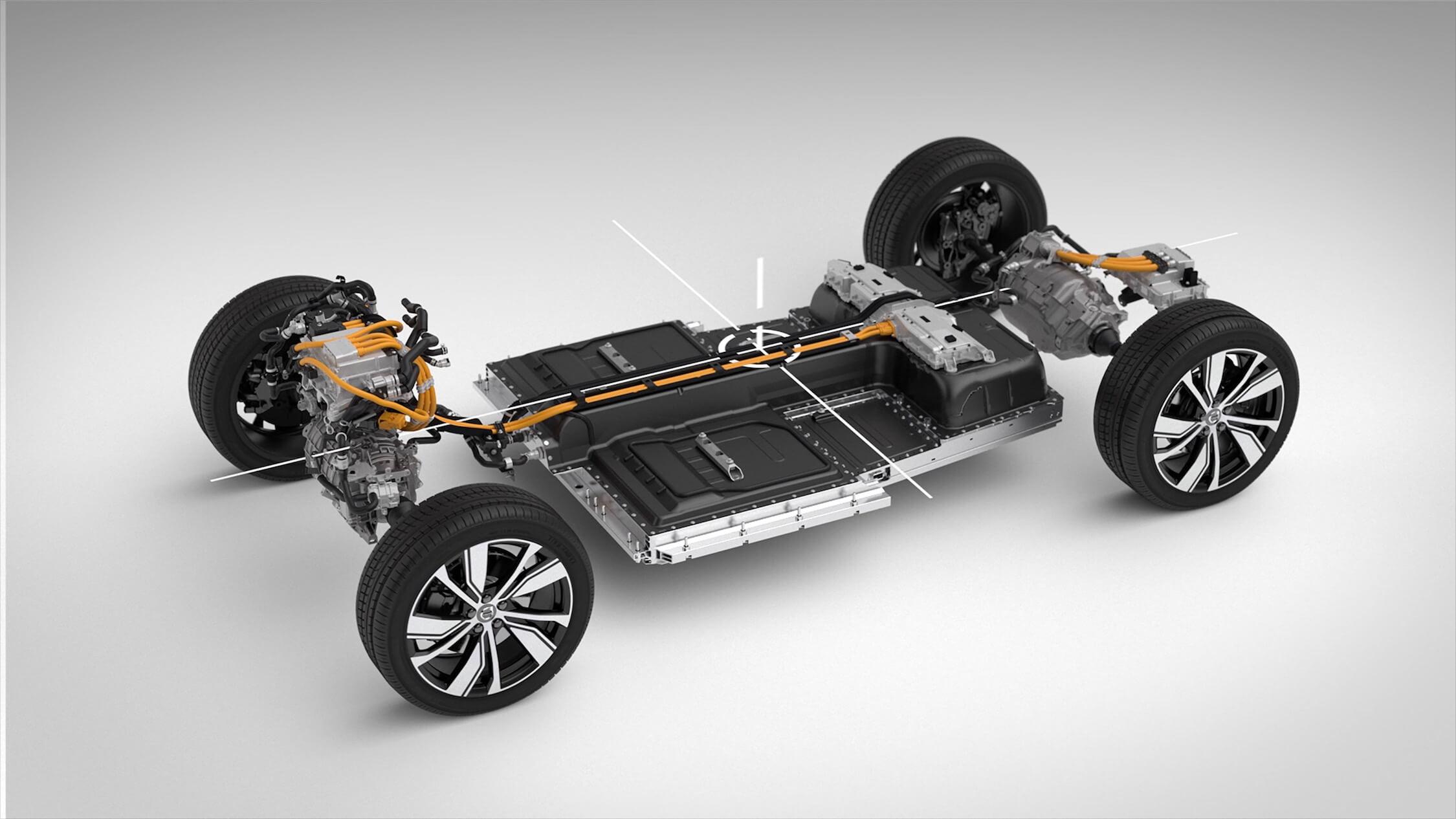 Volvo XC40 Electric 1